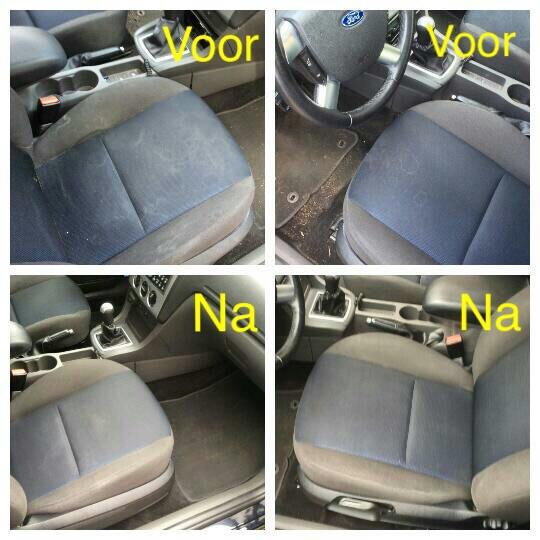 Interieur/Shamporellen – Car Cleaning Gennep